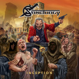 Sanctuary Inception digipack (cd)