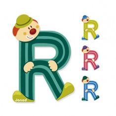 Clown Litera R