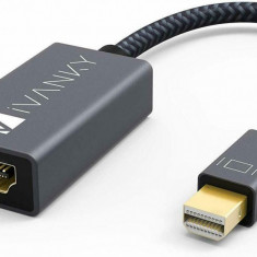 Adaptor cablu Mini Displayport (Thunderbolt) la HDMI - iVANKY Apple Macbook 4K