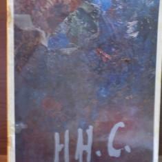 HENRI H. CATARGI , PICTURA , ACUARELA , DESEN , MAI 1973