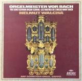 Les maitres de l'orgue avant Bach ( set 4 viniluri )