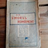 """Const. Maniu """"Umorul romanesc"""", 1933 (epigrame A. C. Cuza, I. Ionescu-Quintus)"""