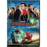 Omul-Paianjen: Departe de casa / Spider-Man: Far from Home - DVD Mania Film, Sony