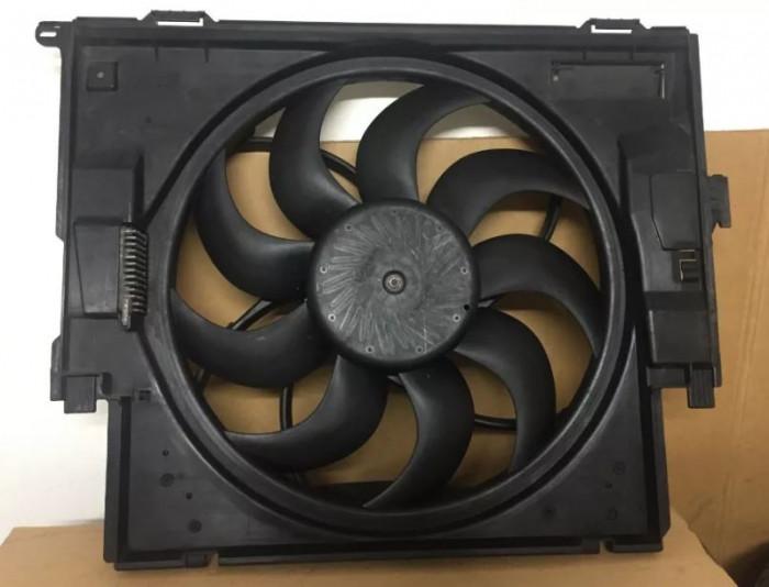 Ventilator radiator original BMW - Cod BMW : 7640508