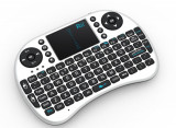 Mini tastatura bluetooth Rii i8 cu touchpad compatibila Smart TV si Playstation