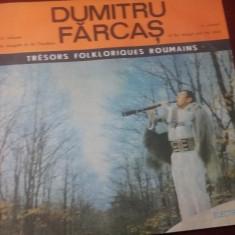DISC VINIL DUMITRU FARCAS