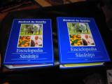 LOT de 2 carti Reader's Digest: Enciclopedia sanatatii - Medicul de familie