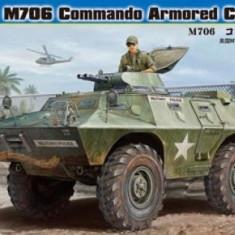 1:35 M706 Commando Armored Car in Vietnam 1:35