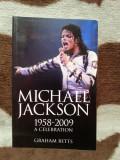 MICHAEL JACKSON 1958-2009 A CELEBRATION-GRAHAM BETTS