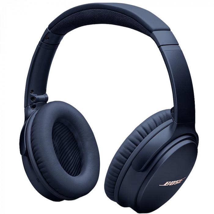 Casti Wireless QuietComfort 35 II Albastru