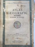 Cumpara ieftin Atlas geografic istoric economic si statistic, 1934, editia VI
