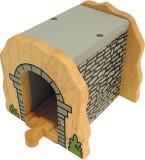 Tunel din lemn