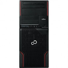 Calculator Fujitsu Siemens Esprimo P710 Tower, Intel Core i5-3470 3.60 GHz, 4GB DDR3, 500GB HDD, DVD Windows 10 Home Refurbished