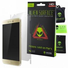 Folie Alien Surface HD, Huawei P9 Lite 2017, protectie spate, laterale + Alien...