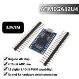 Arduino Pro Micro ATmega32U4 3.3V 8MHz micro USB (v.729)