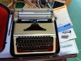 masina de scris PRASIDENT de LUXE