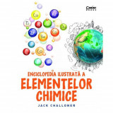 Enciclopedia ilustrata a elementelor chimice PlayLearn Toys