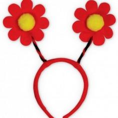 Accesoriu Copii deghizare Floare Rosie