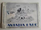 Aviatia rade brosura armata romana 1945 al doilea razboi mondial