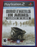 Brothers in Arms Earned in Blood, PS 2, alte sute de jocuri