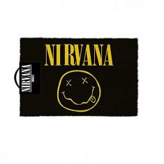 Covor Nirvana Smiley Doormat