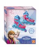 Role copii 4 roti in linie Frozen reglabile marimi 33-36