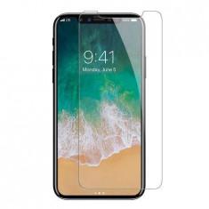 Folie protectie transparenta Case friendly 4smarts Second Glass iPhone Xs Max