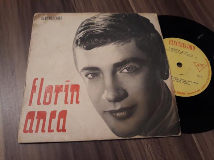 DISC VINIL FLORIN ANCA 1967 FOARTE RAR!!!!EDC 831