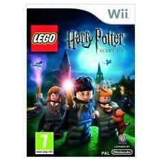 LEGO HARRY POTTER YEARS 1-4 - Nintendo Wii [Second hand] fm, cod, Actiune, 3+, Multiplayer