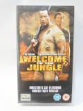 Caseta video VHS originala film - Welcome to the Jungle, Engleza, universal pictures