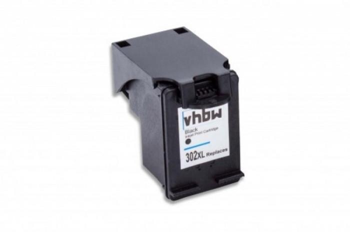 Tintenpatrone refill pentru hp typ nr.302xl black, ,