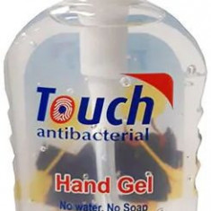 Gel de maini antibacteriene Touch Kids TC05SRH20, 220ml