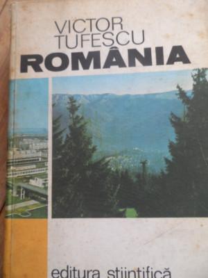 Romania - Victor Tufescu ,530180 foto