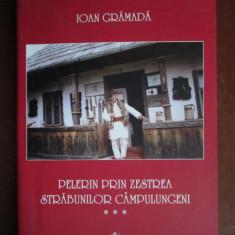 Pelerin prin zestrea strabunilor campulungeni vol.3