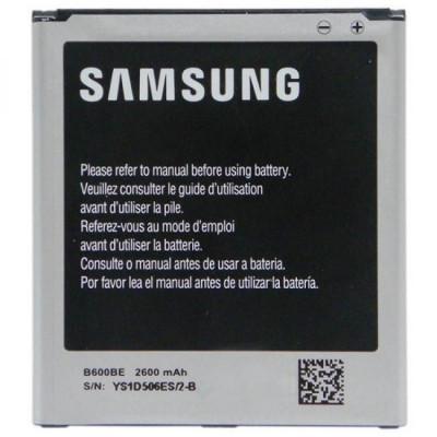 Acumulator Baterie Samsung Galaxy S4 ( i9500, i9505) B600BE 2600mAh foto