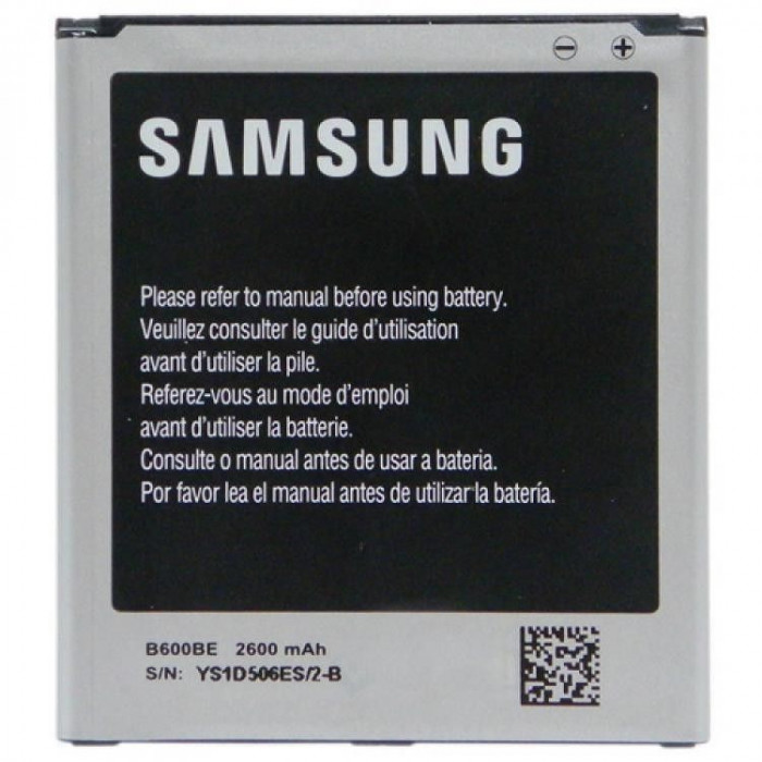 Acumulator Baterie Samsung Galaxy S4 ( i9500, i9505) B600BE 2600mAh