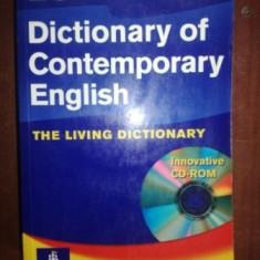 Dictionary of Contemporary English- Longman