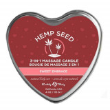 Earthly Body Limited Edition 3-in-1 Massage Candle Sweet Embrace