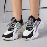 Pantofi sport dama Roberta albi, 37 - 40