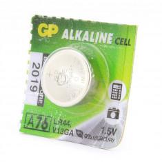 Baterie AG13, LR44, R1154, SR44, alkalina, 1,5V, GP - 050070