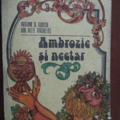 Ambrozie si nectar