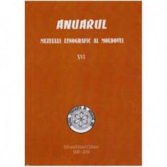Anuarul Muzeului Etnografic al Moldovei XVI