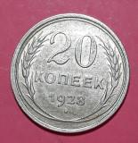 A5602 Rusia 20 kopecks kopeks 1928