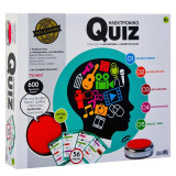 Joc interactiv Quiz Electronic, 600 de intrebari