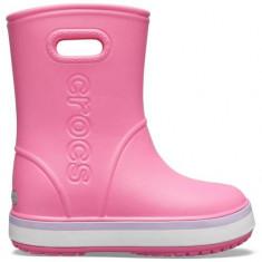 Cizme Copii Crocs Crocband Rain Boot Kids 205827