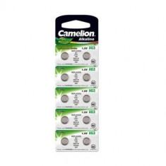 Baterii Camelion AG3 LR41 1.5V 10 Baterii /Set