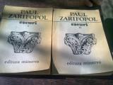 ESEURI DE PAUL ZARIFOPOL, VOL I-II