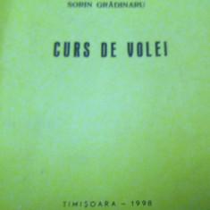 CURS DE VOLEI SORIN GRADINARU