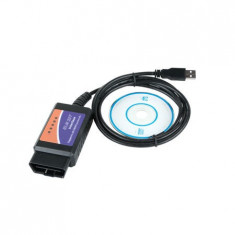 INTERFATA DIAGNOZA AUTO OBD2 ELM327 USB