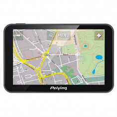 GPS Auto Peiying, 5 inch, 8 Gb, harti incluse